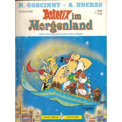 Asterix Taal Duits Im Morgenland