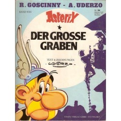 Asterix Taal Duits Der Grosse Graben