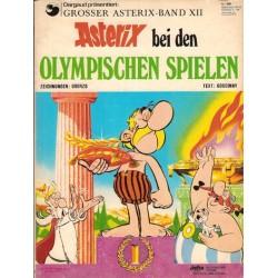 Asterix Taal Duits Bei den Olympischen Spielen