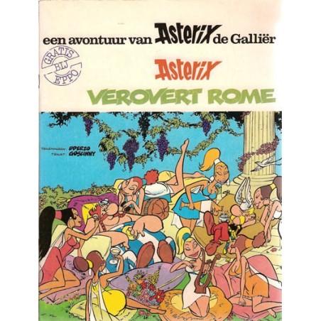 Asterix SP Verovert Rome 1e druk 1978