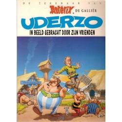 Asterix SP Uderzo in beeld gebracht door zijn vrienden 1e druk 1996