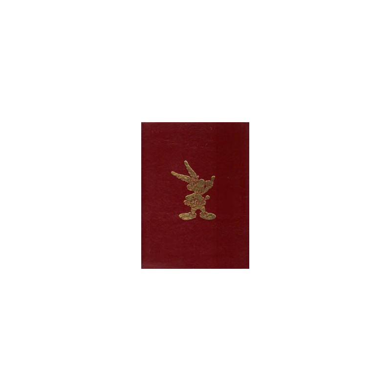 Asterix Rode bundeling 08 HC De broedertwist 1980