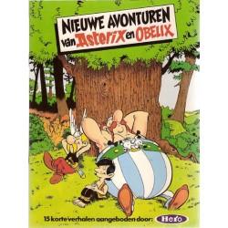 Asterix Reclame-album Hero Nieuwe avonturen (15 korte verhalen) 1e druk 1983
