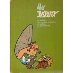 Asterix bundel I 4x Asterix HC 1971