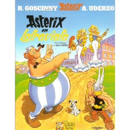 Asterix 31 Latraviata 1e druk 2001