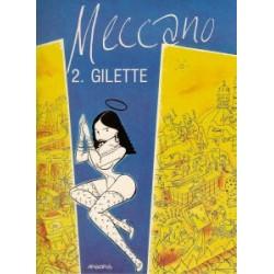 Meccano 02<br>Gilette<br>1e druk 1994