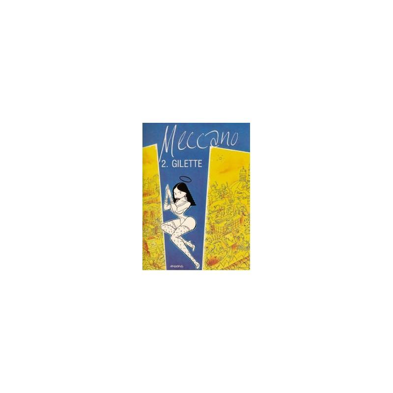 Meccano 02 Gilette 1e druk 1994