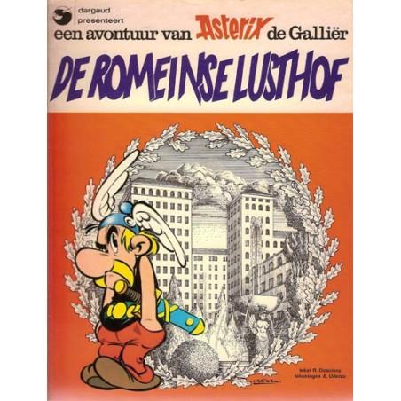 Asterix 17 De Romeinse lusthof 1e uitgave Dargaud 1976