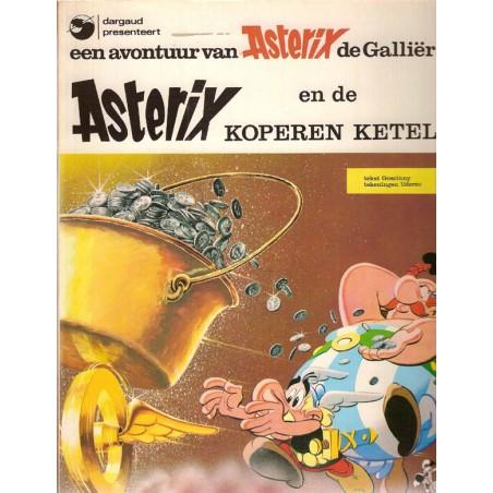Asterix 13 De koperen ketel herdruk Dargaud