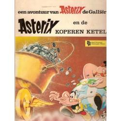Asterix 13 De koperen ketel 1e druk 1971