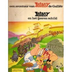 Asterix 11 Het ijzeren schild herdruk AB 1972