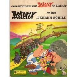 Asterix 11 Het ijzeren schild 1e druk 1971