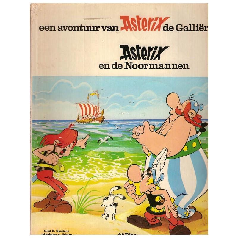 Asterix 09 De Noormannen herdruk AB 1972