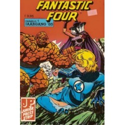 Fantastic Four Omnibus 4 Jaargang `88 (gebruiksporen)