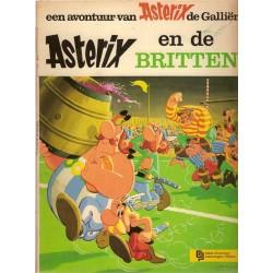 Asterix 08 De Britten herdruk GP 1971