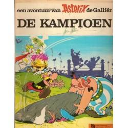 Asterix 07 De kampioen herdruk GP 1971