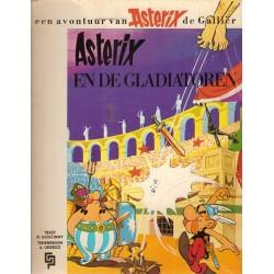 Asterix 04 De gladiatoren herdruk GP 1971