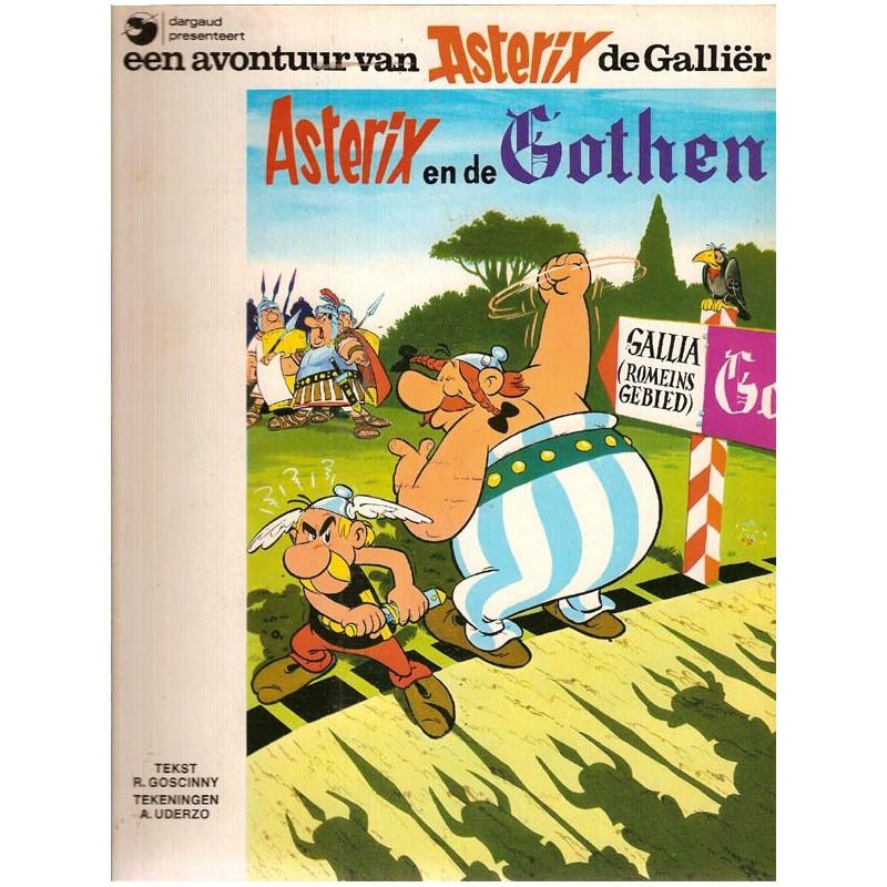 Asterix 03 De Gothen herdruk Dargaud