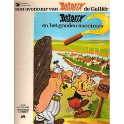 Asterix 02 Het gouden snoeimes herdruk AB 1974