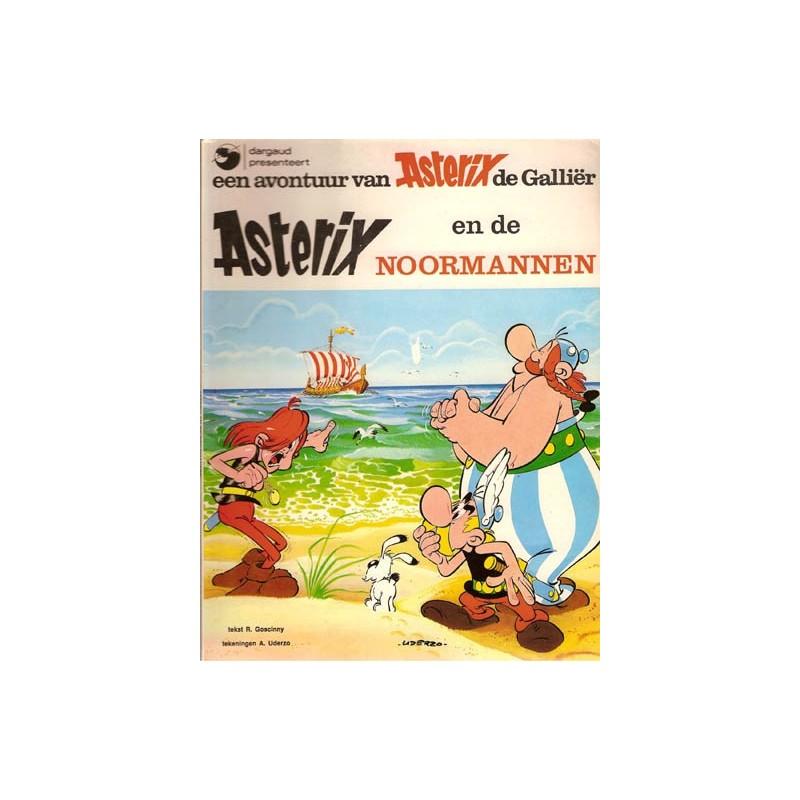 Asterix 09 De Noormannen herdruk Dargaud