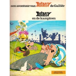 Asterix 07 De kampioen herdruk AB 1972