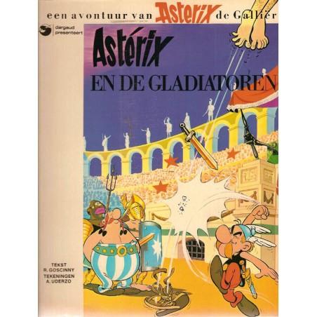 Asterix 04 De gladiatoren 1e uitgave Dargaud 1977