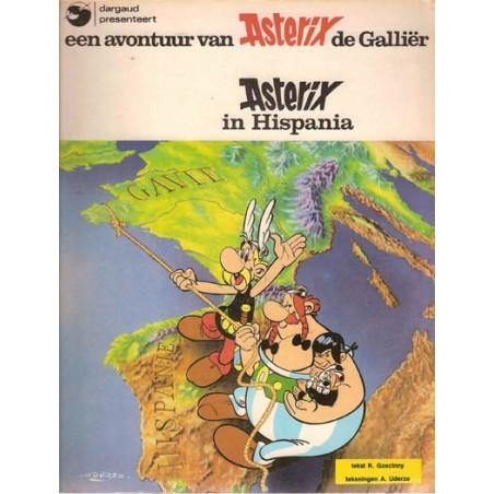 Asterix 14 In Hispania 1e uitgave Dargaud 1976
