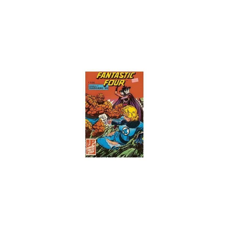 Fantastic Four Omnibus 1 Jaargang `85 (minder fraai)