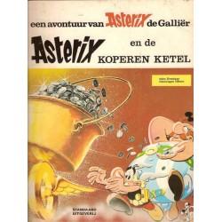 Asterix 13 De koperen ketel 1e druk 1971 Standaard