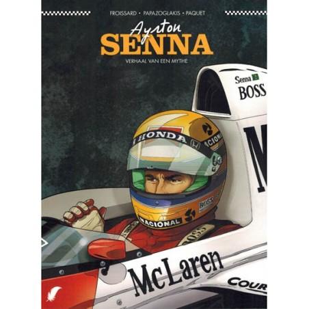 Ayrton Senna 01 Verhaal van een mythe (Plankgas 7)