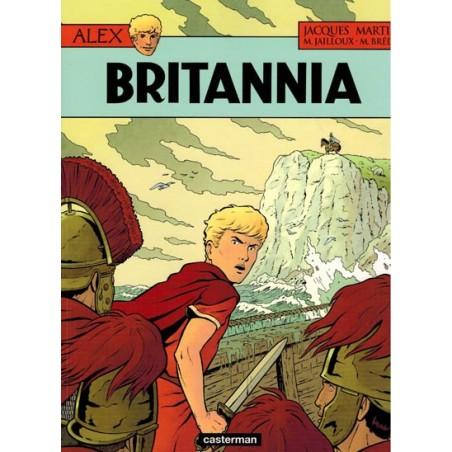 Alex 33 Britannia 1e druk 2014