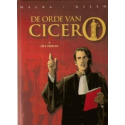 Orde van Cicero set deel 1 t/m 4 HC