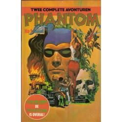 Fantoom (Phantom) setje deel 1 t/m 2 1e drukken 1979