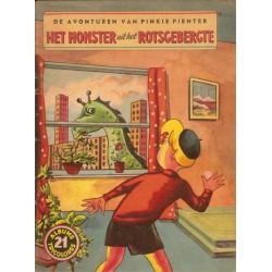 Pinkie Pienter 21 Het monster uit het rotsgebergte herdruk