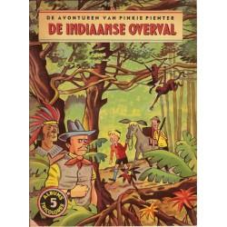 Pinkie Pienter 05 De Indiaanse overval herdruk