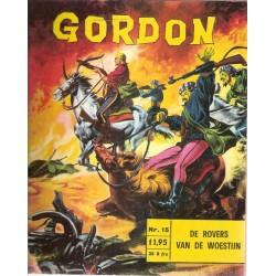 Flash Gordon N15 De rovers van de Woestijn 1e druk 1968
