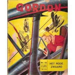 Flash Gordon N13 Het orde zwaard 1e druk 1968