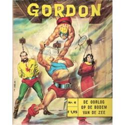 Flash Gordon N06% De oorlog op de bodem van de zee 1e druk 1967