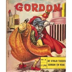 Flash Gordon N05 De strijd tussen Gordon en Ming 1e druk 1967