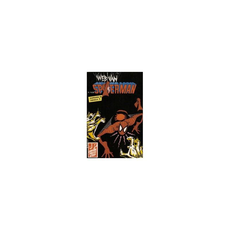Web van Spiderman Omnibus 5 Jaargang `90