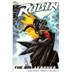 Robin: The big leagues TPB Engelstalig first printing 2008