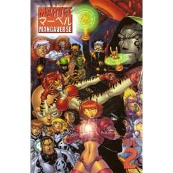 Marvel Mangaverse TPB Engelstalig first printing 2002