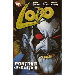 Lobo: Portrait of a bastich TPB Engelstalig first printing 2008