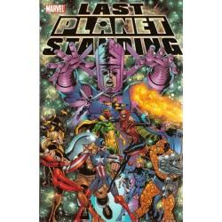 Last planet standing TPB Engelstalig first printing 2006