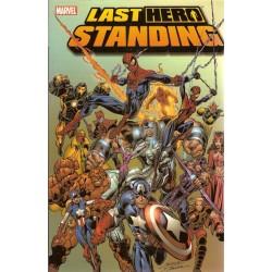 Last hero standing TPB Engelstalig first printing 2005