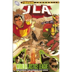 JLA World without a Justice League TPB Engelstalig first printing 2006