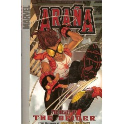 Arana 01 The heart of the spider TPB Engelstalig first printing 2005