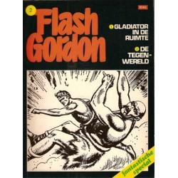 Flash Gordon special 02 Gladiator in de ruimte / De tegenwereld 1e druk 1976