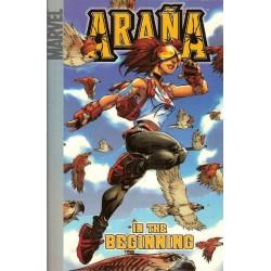 Arana 02 In the beginning TPB Engelstalig first printing 2005