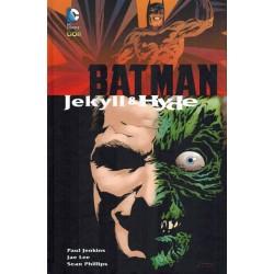 Batman NL HC Jekyll & Hyde